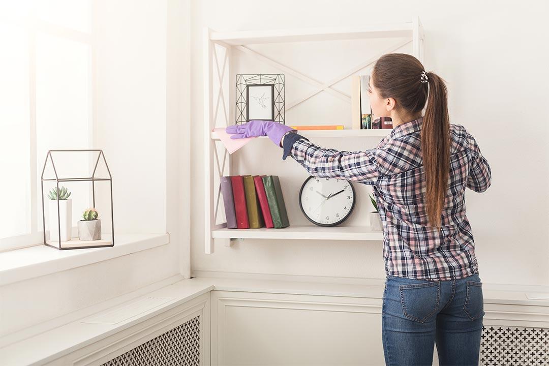 Staubfänger im Haushalt – versteckte Magneten für Staub und Co.