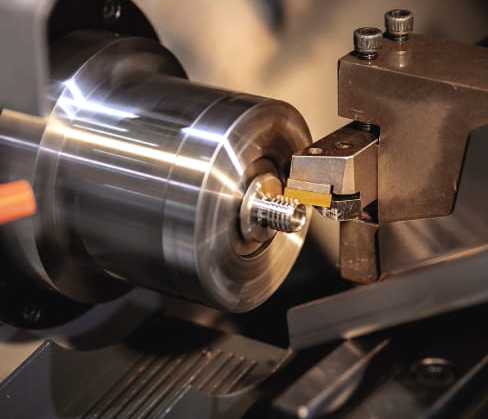 turning a part