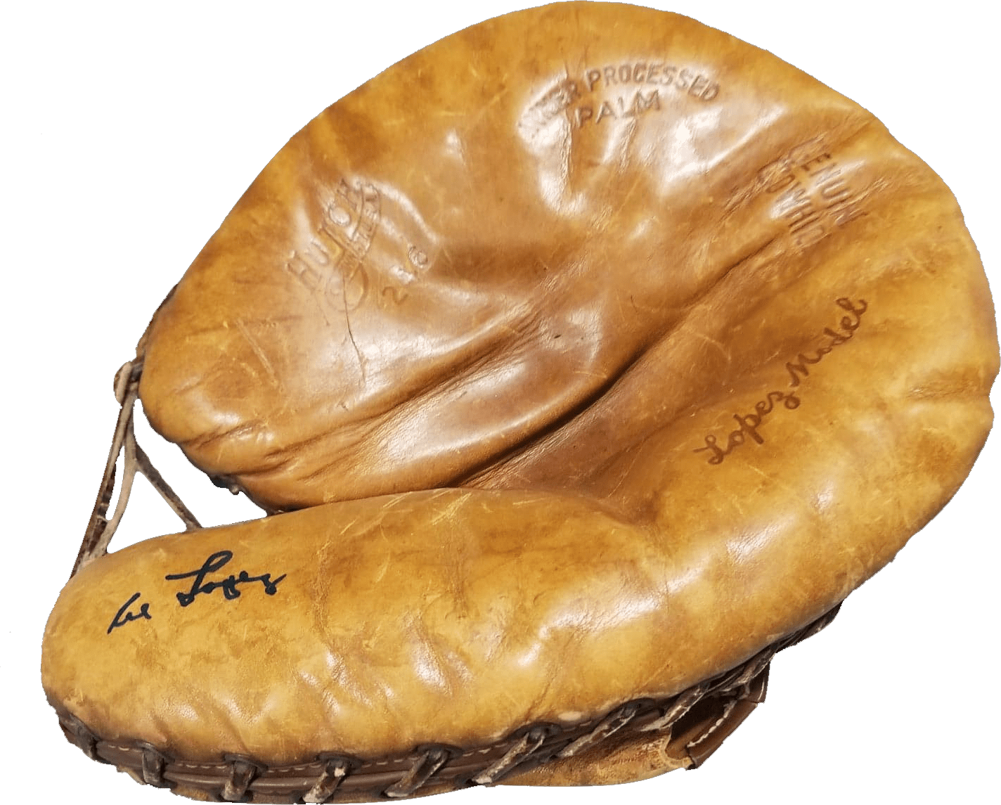 al lopez's glove