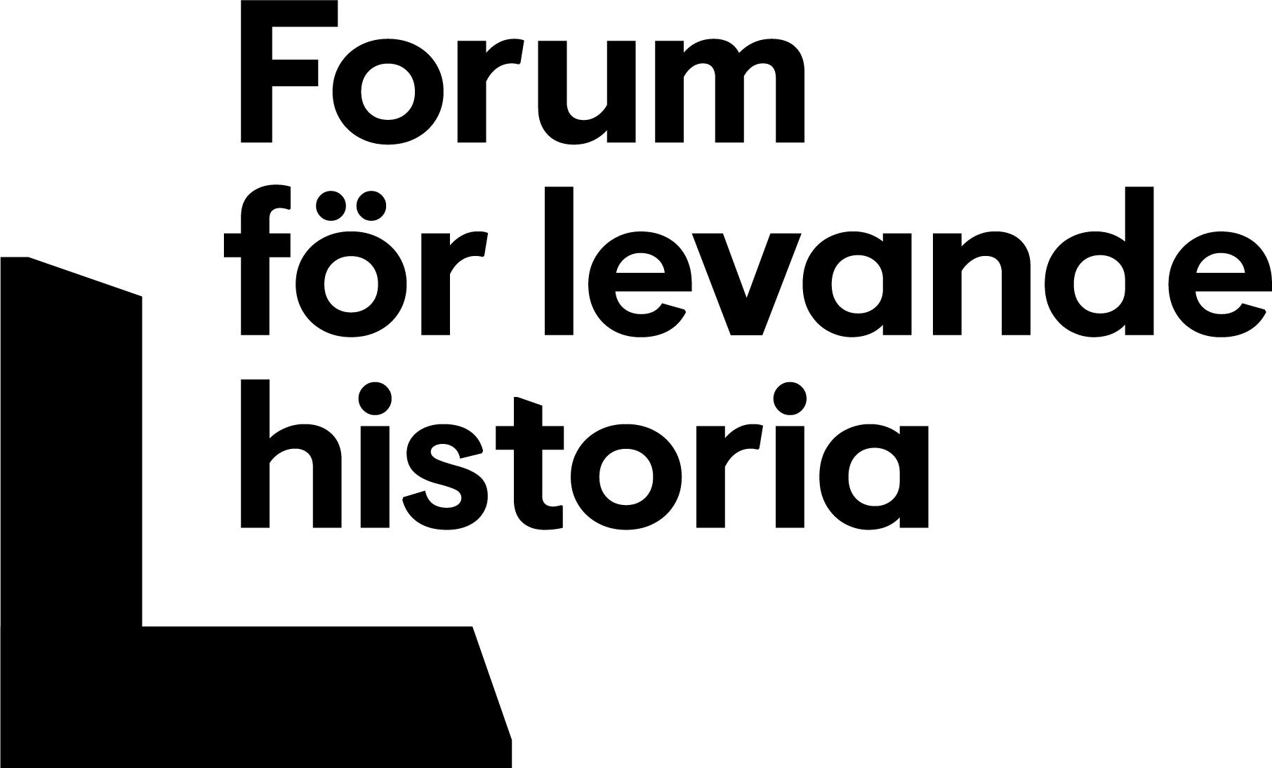 Forum för levande historia, myndighet, logotyp
