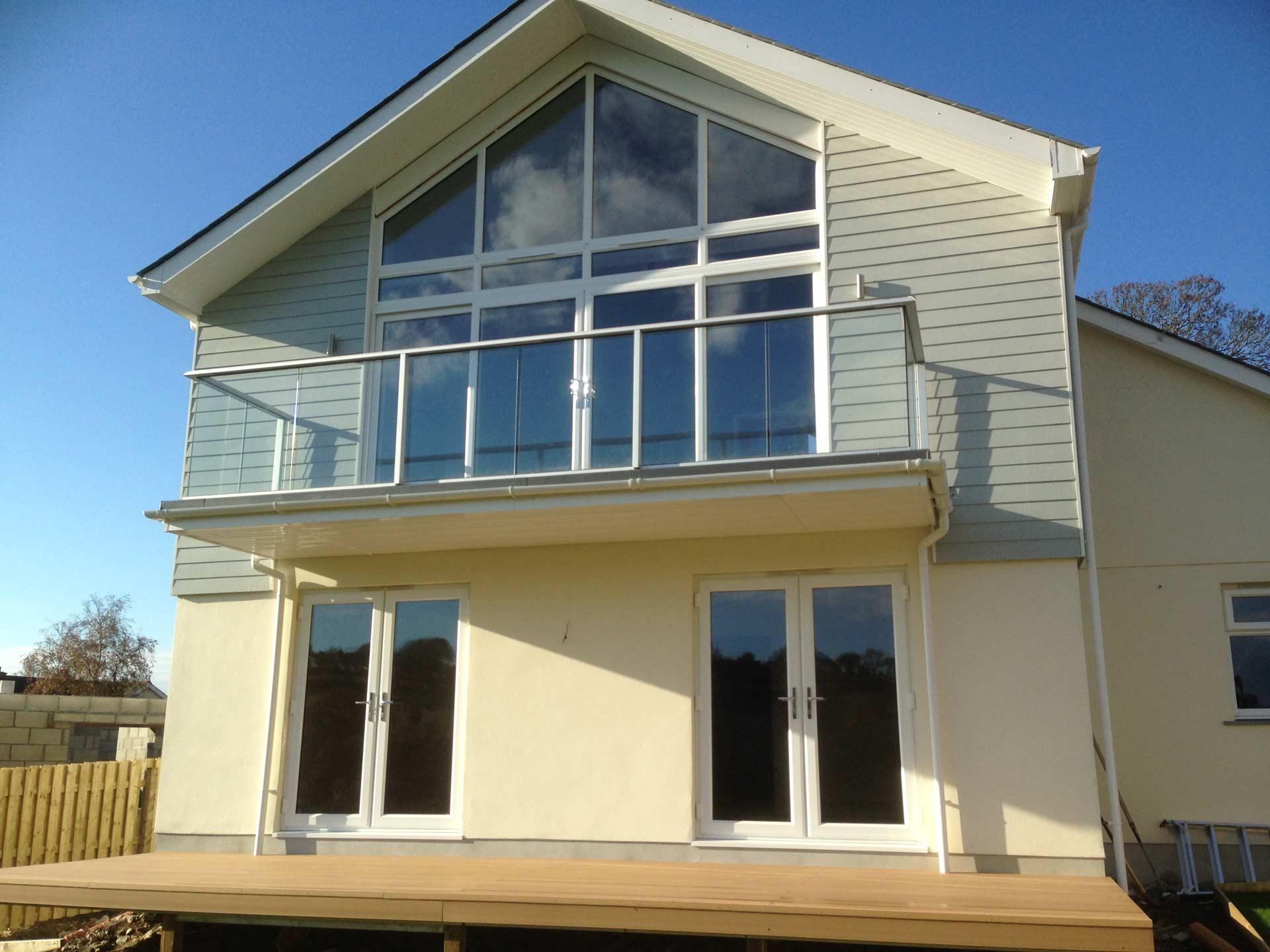 pvcu patio doors and windows