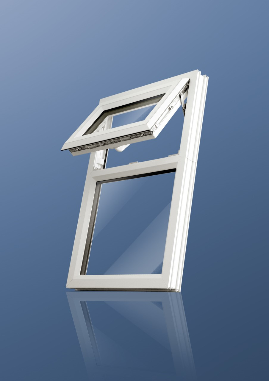 pvcu slim sash windows