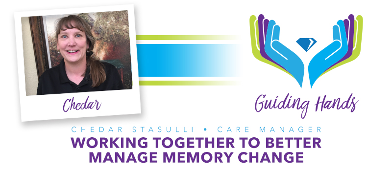 Broadmoor Court team member makes significant impact on residents dealing with memory change.