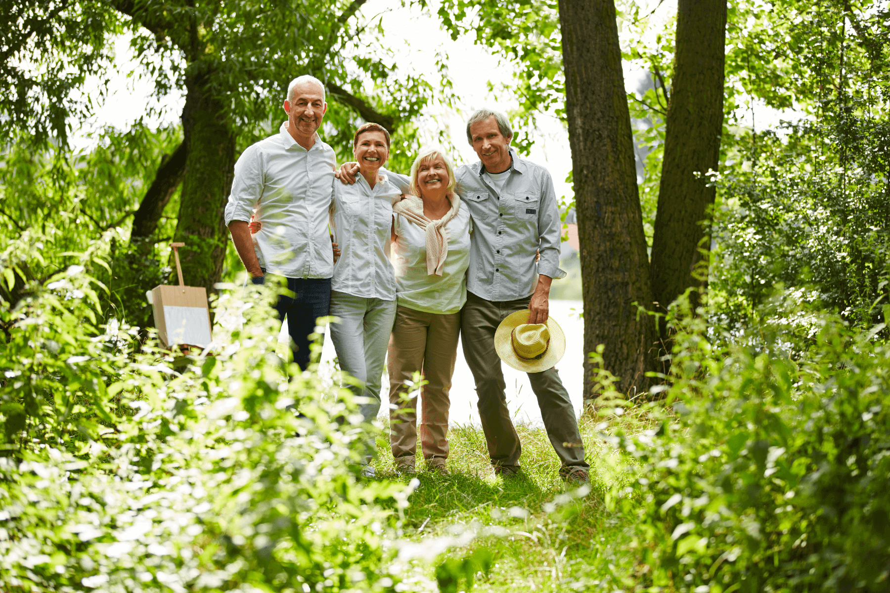 5 Tips For Getting Out in Nature For Seniors