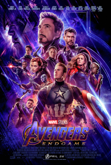 A photo of Avengers Movie