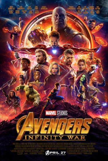 A photo of Avengers