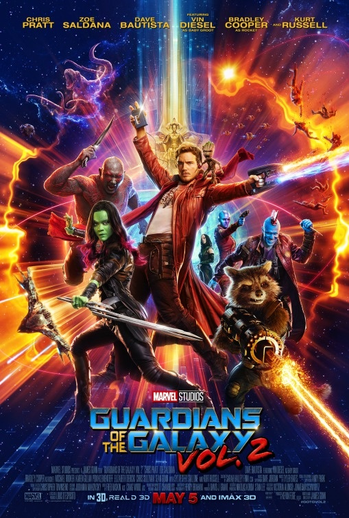 A photo of Guardians of the Galaxy Vol. 2