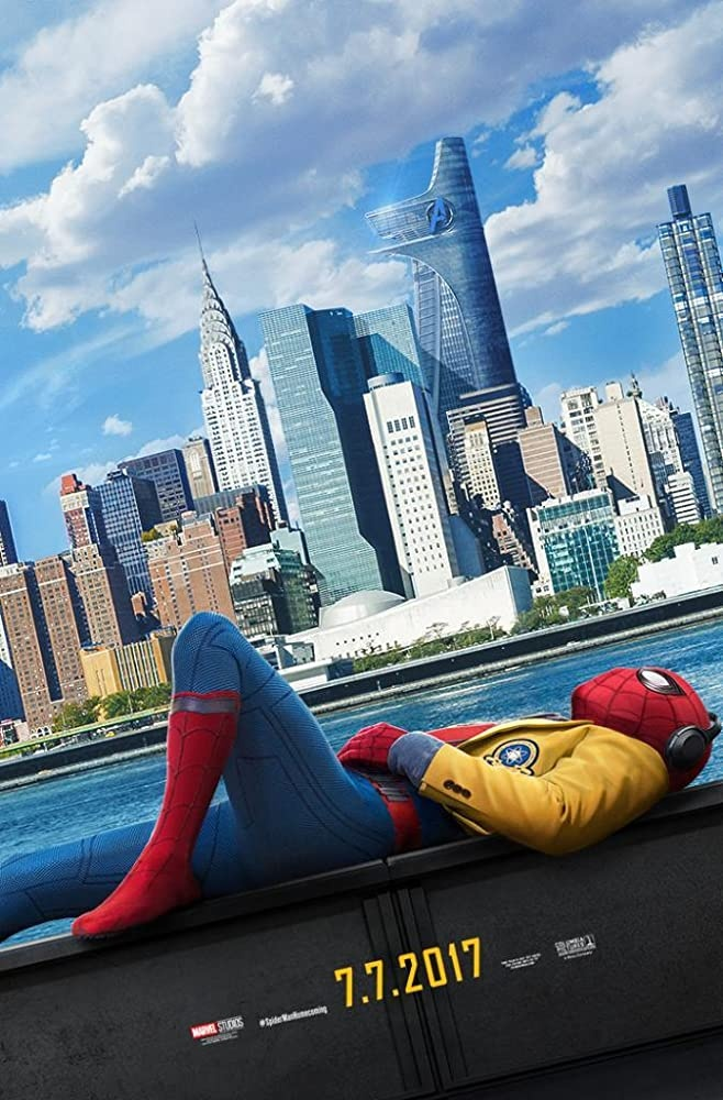 A photo of Spider-Man: Homecoming