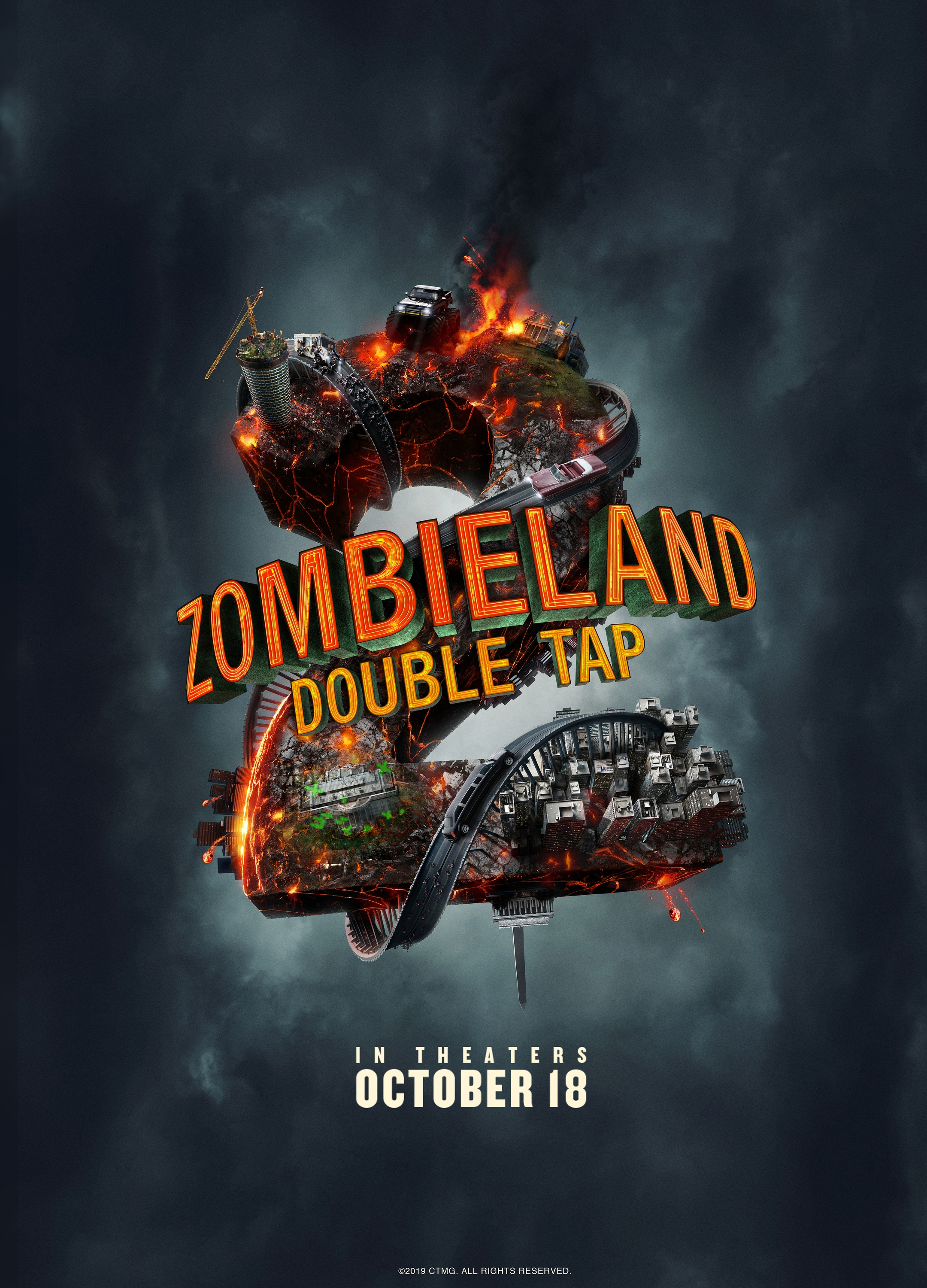 A photo of Zombieland: Double Tap