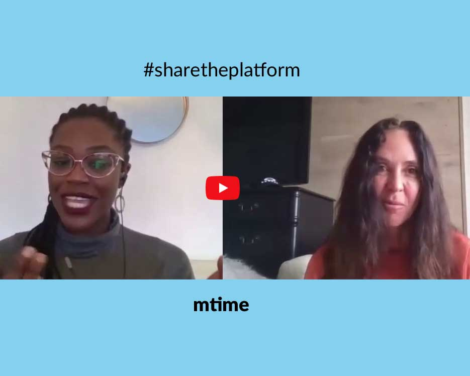 mtime Sarah Agboola and Janine Allis - ShareThePlatform
