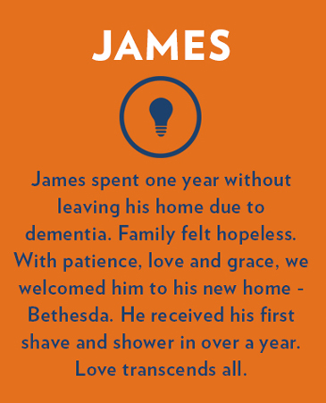 James, Collinwood Memory Care, Fort Collins