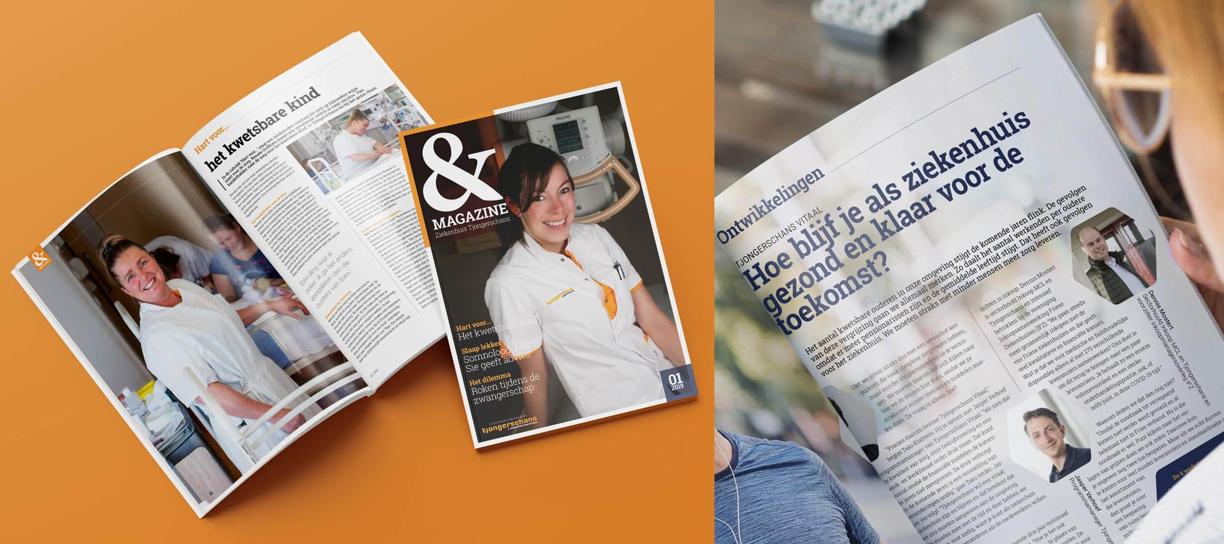 Tjongerschans &Magazine