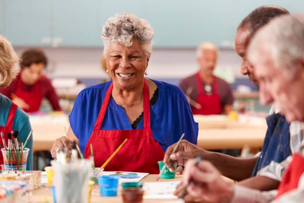 8 Hobbies for Seniors