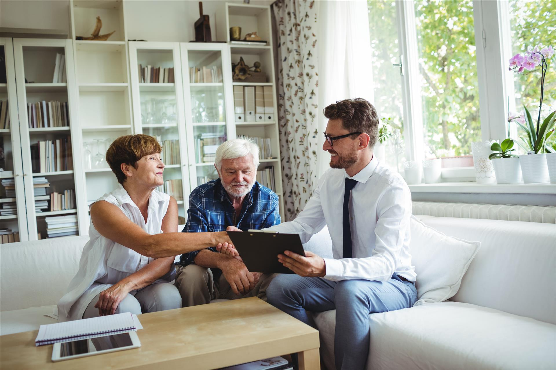Estate Planning From Your Assisted Living Apartment: Tips