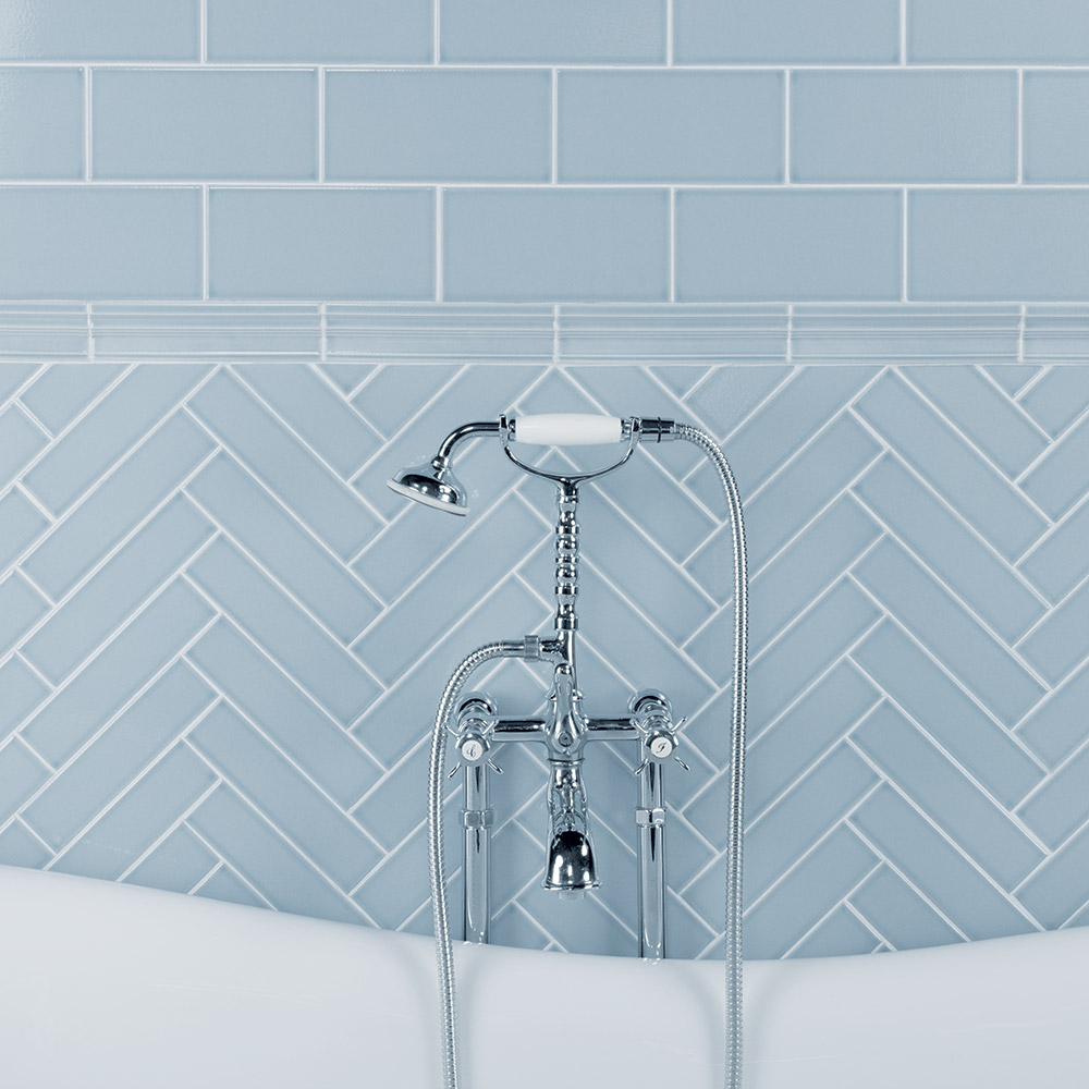 Classic low-to-mid-range wall and floor tiles that speak to both fashion and function.