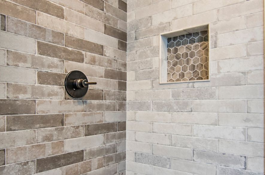 Quality mid-range tile with a broad selection of field tile and mosaics