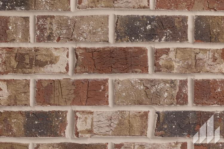 Old brick originals in an endless array of sizes, colors and textures with a life cycle of more than 100 years.