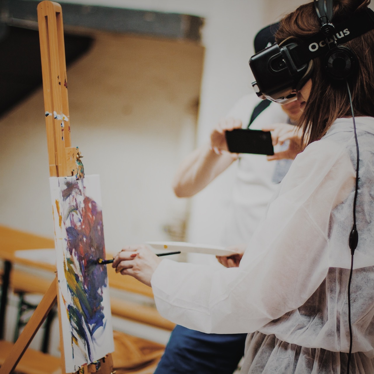 Digital Discovery: Experiencing Art through XR