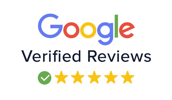 Google Verified Reviews badge