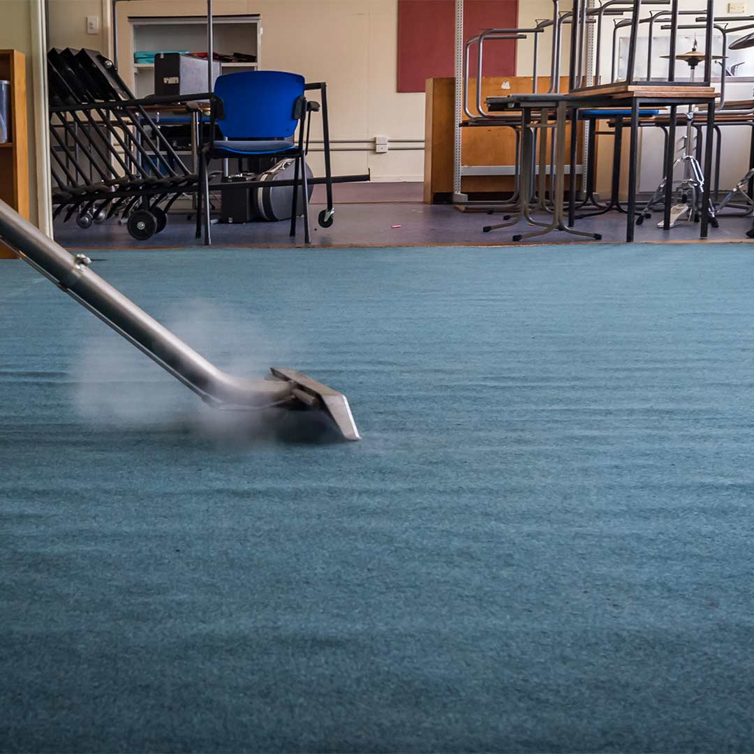 Commercial carpet cleaning in Port Alberni, BC