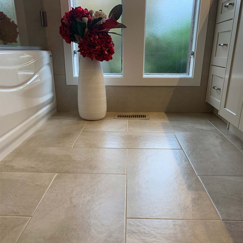 Tile and grout cleaning in Port Alberni, BC