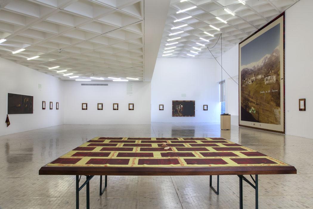Vista de sala Foto por: Francisco Kochen, 2020