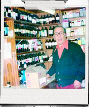 A photograph of Mr Bennett