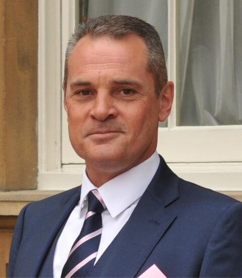Richard Morris MBE