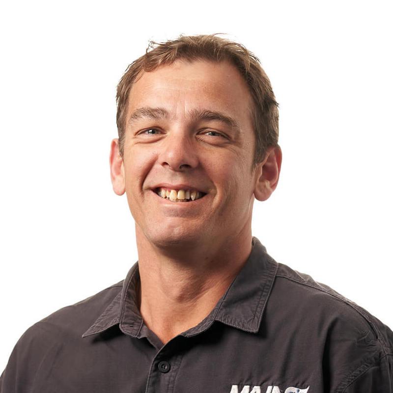 Sean Forbes MAINair HVAC team