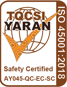 Safety certificate - indigenous