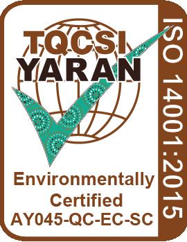 environment certificate - indigenous