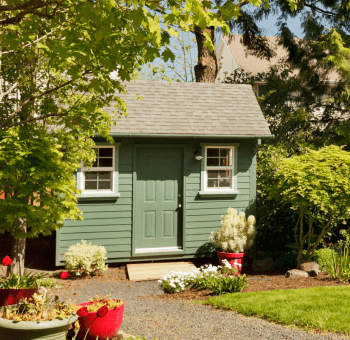 protect your shed and valuables