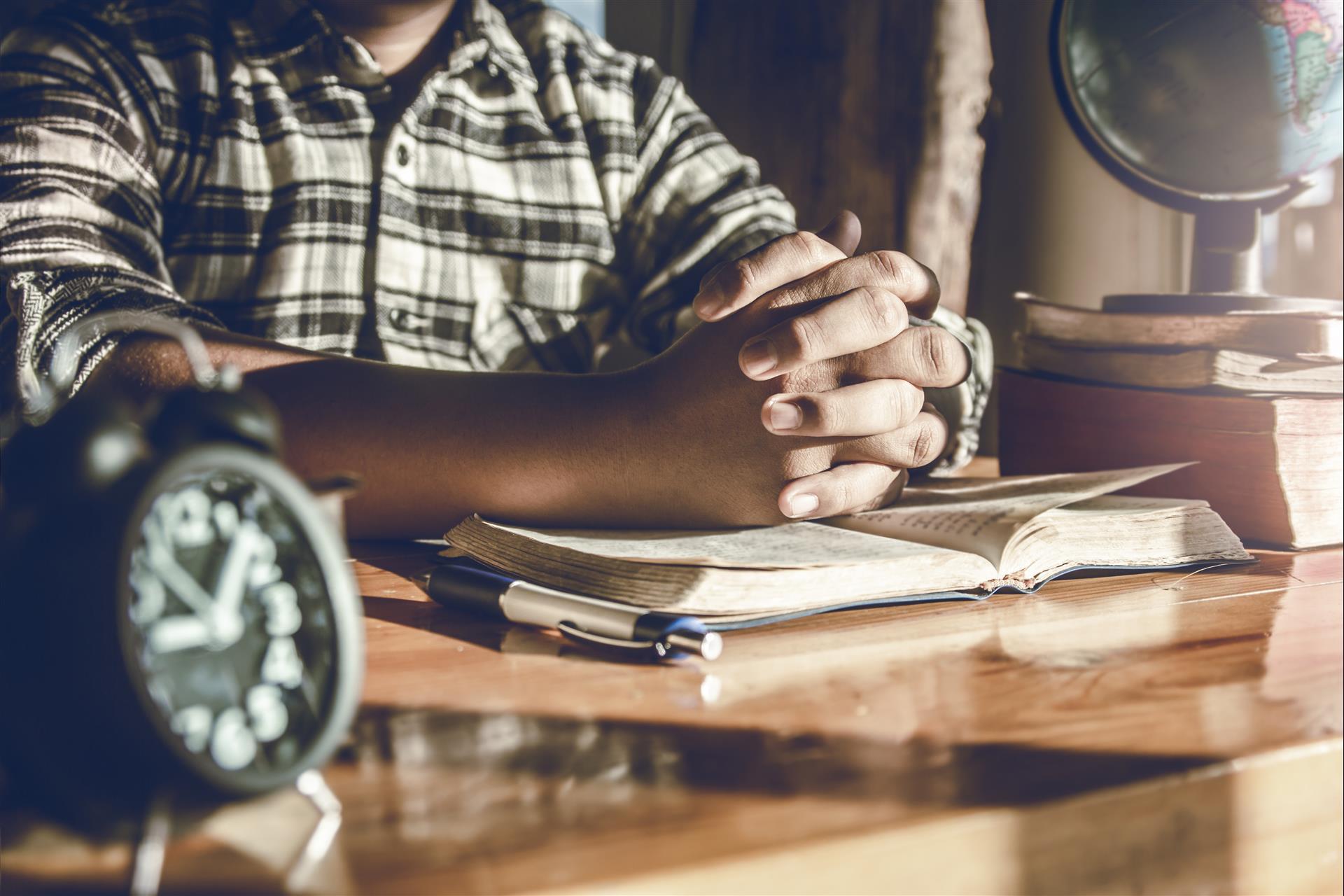 Stewarding Your Time as a Senior of Faith
