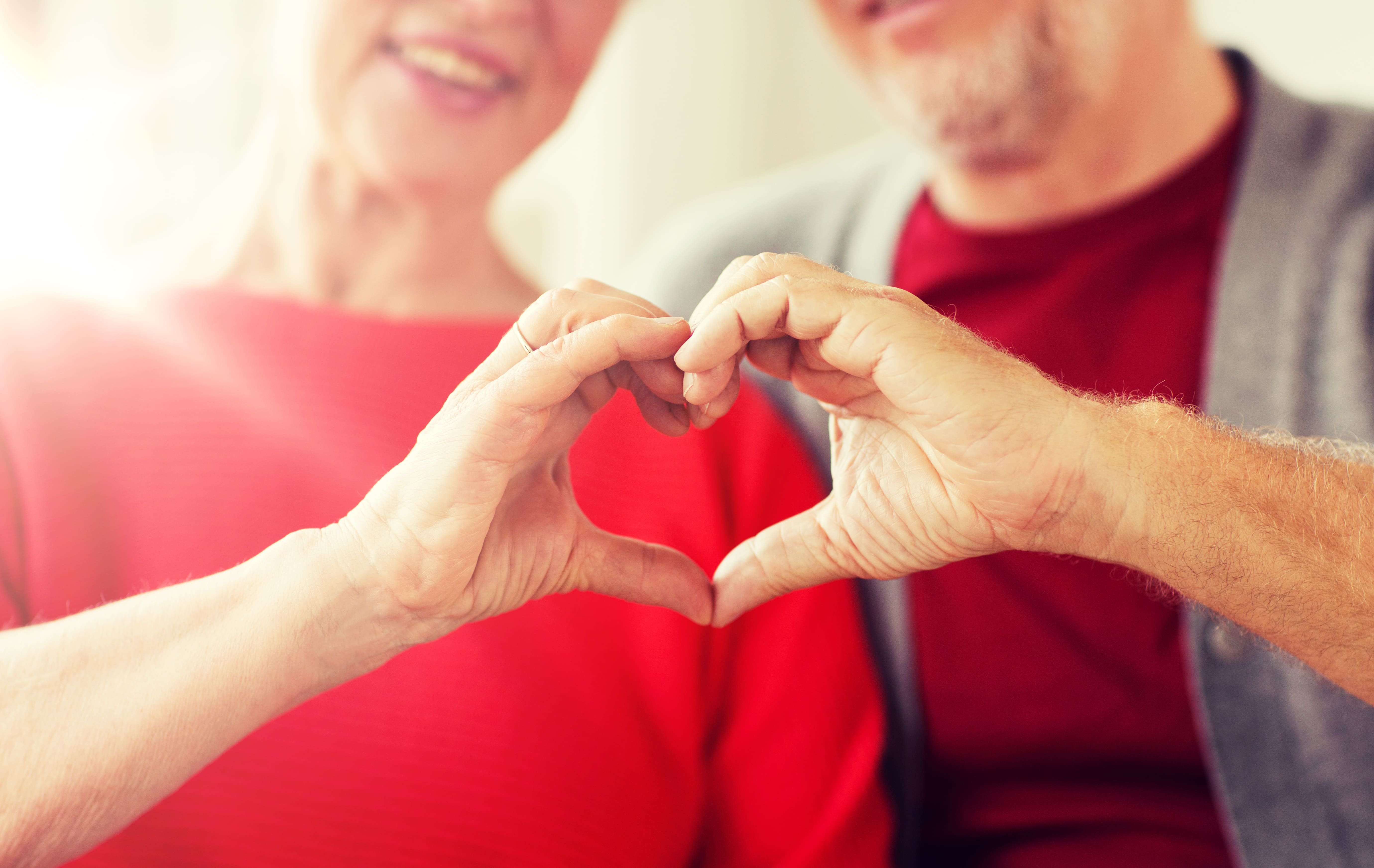 5 Ways to Show Love for Senior Loved Ones This Valentine's Day