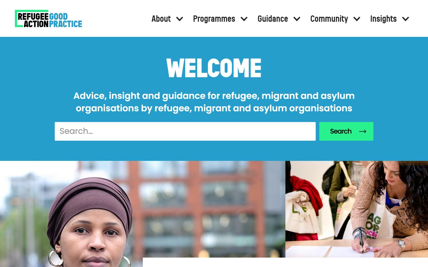 Refugee Action Good Practice