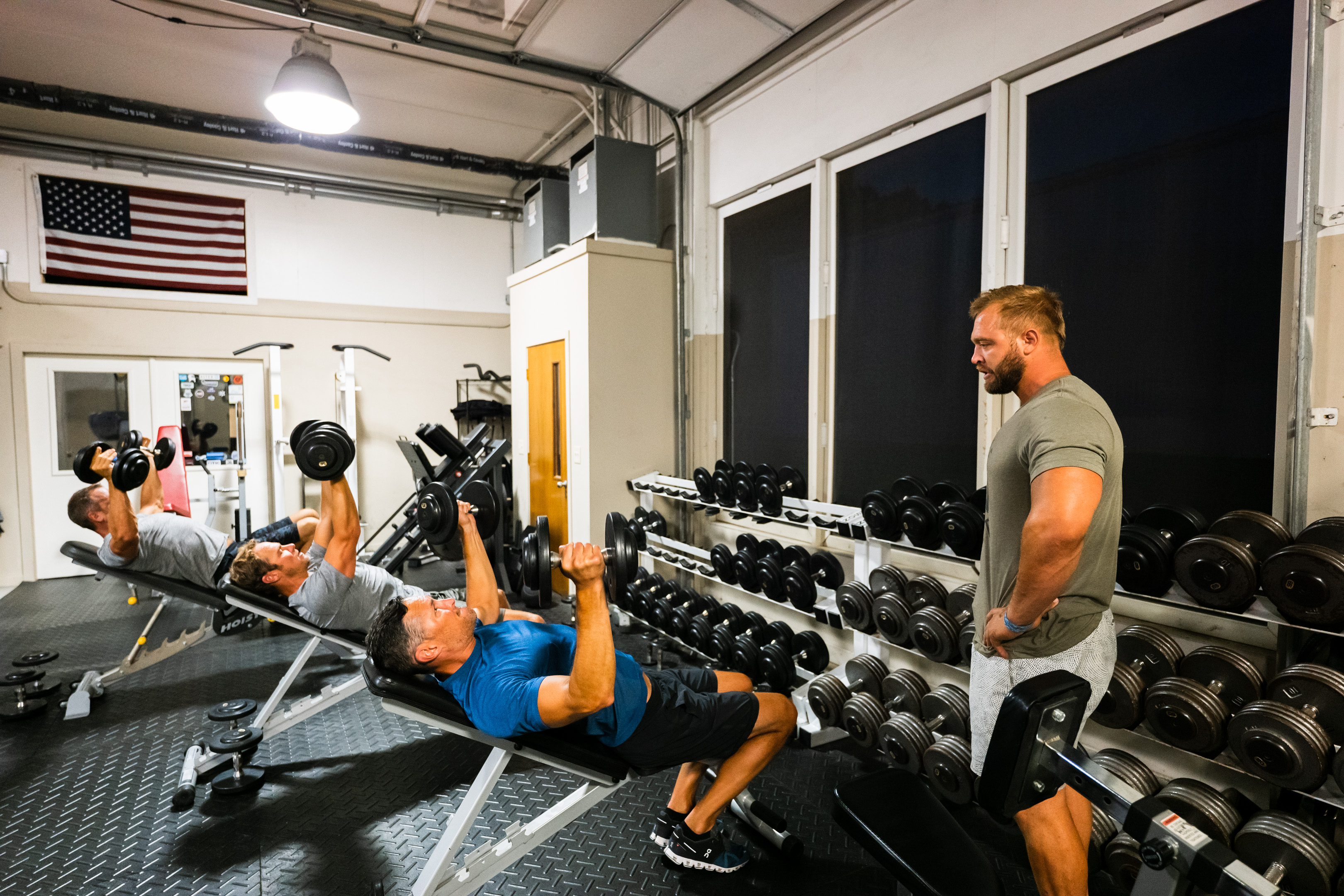 Prevail Grand Rapids personal training and gym located in Ada, Michigan.