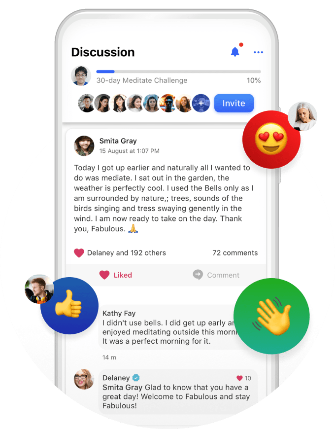 Discover a new social experience