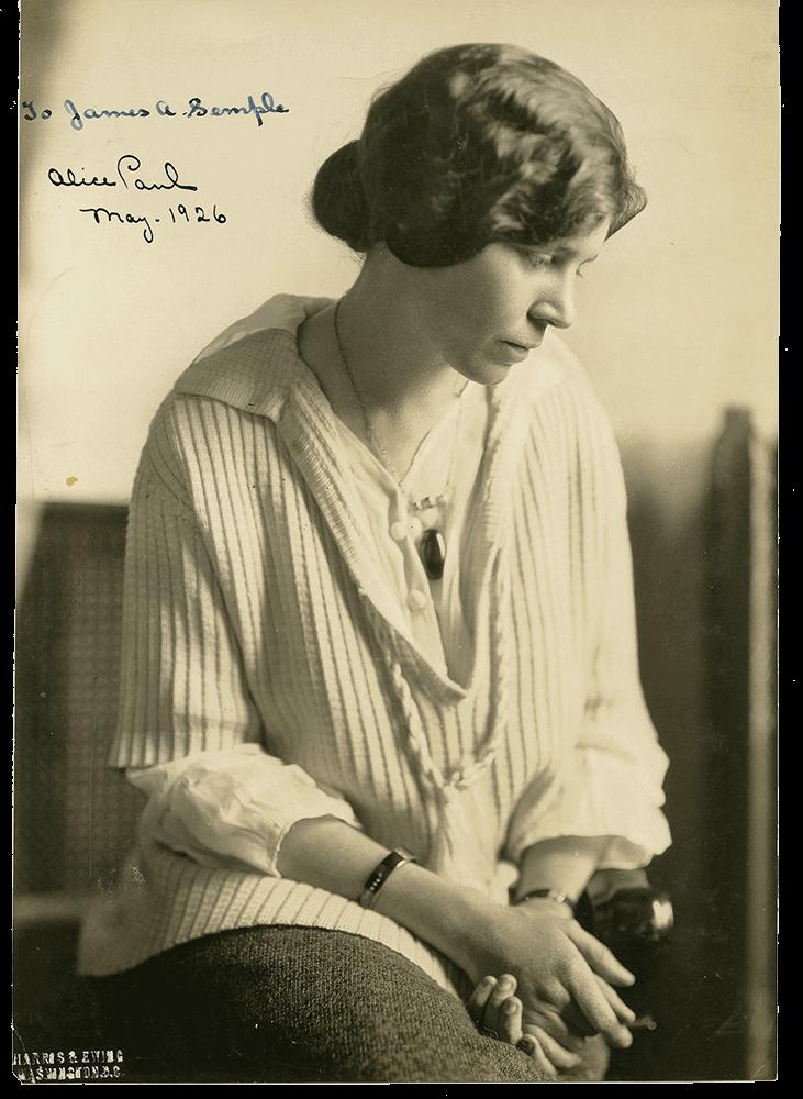 Alice Stokes Paul