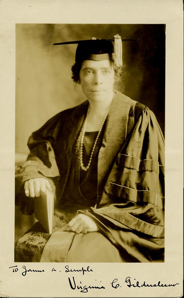 Virginia C. Gildersleeve