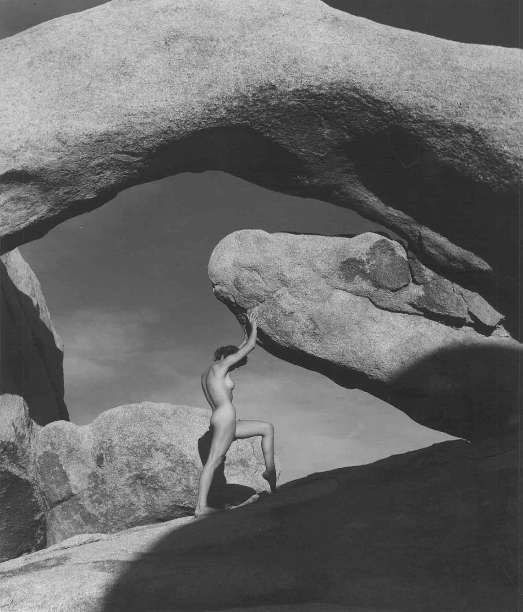 Nude, ca. 1950