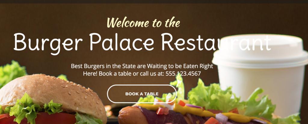 bad design restaurant