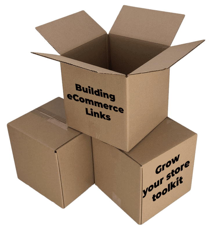 Ecommerce grow your store boxes