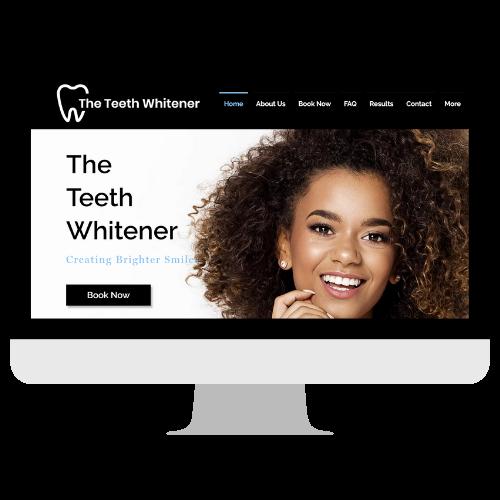 The Teeth Whitener