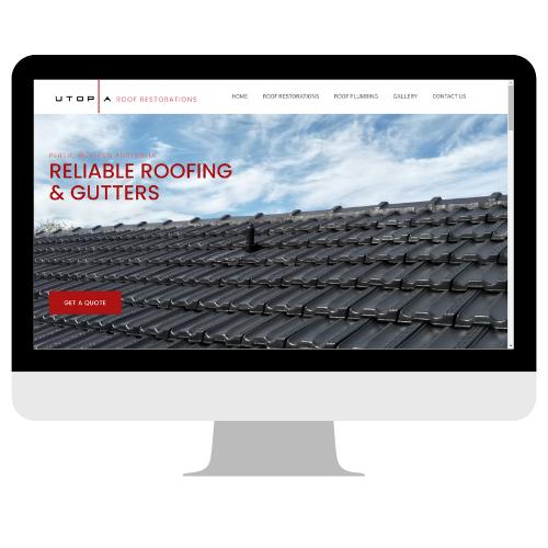 Utopia roof restorations