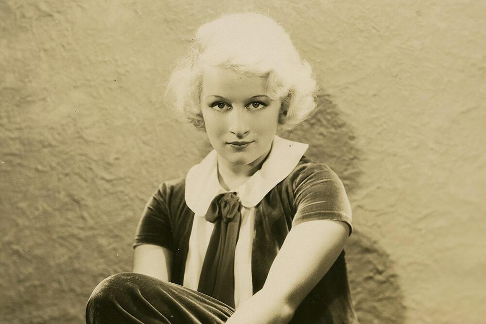 Joan Bennett - Semple Portfolio of Notable Women