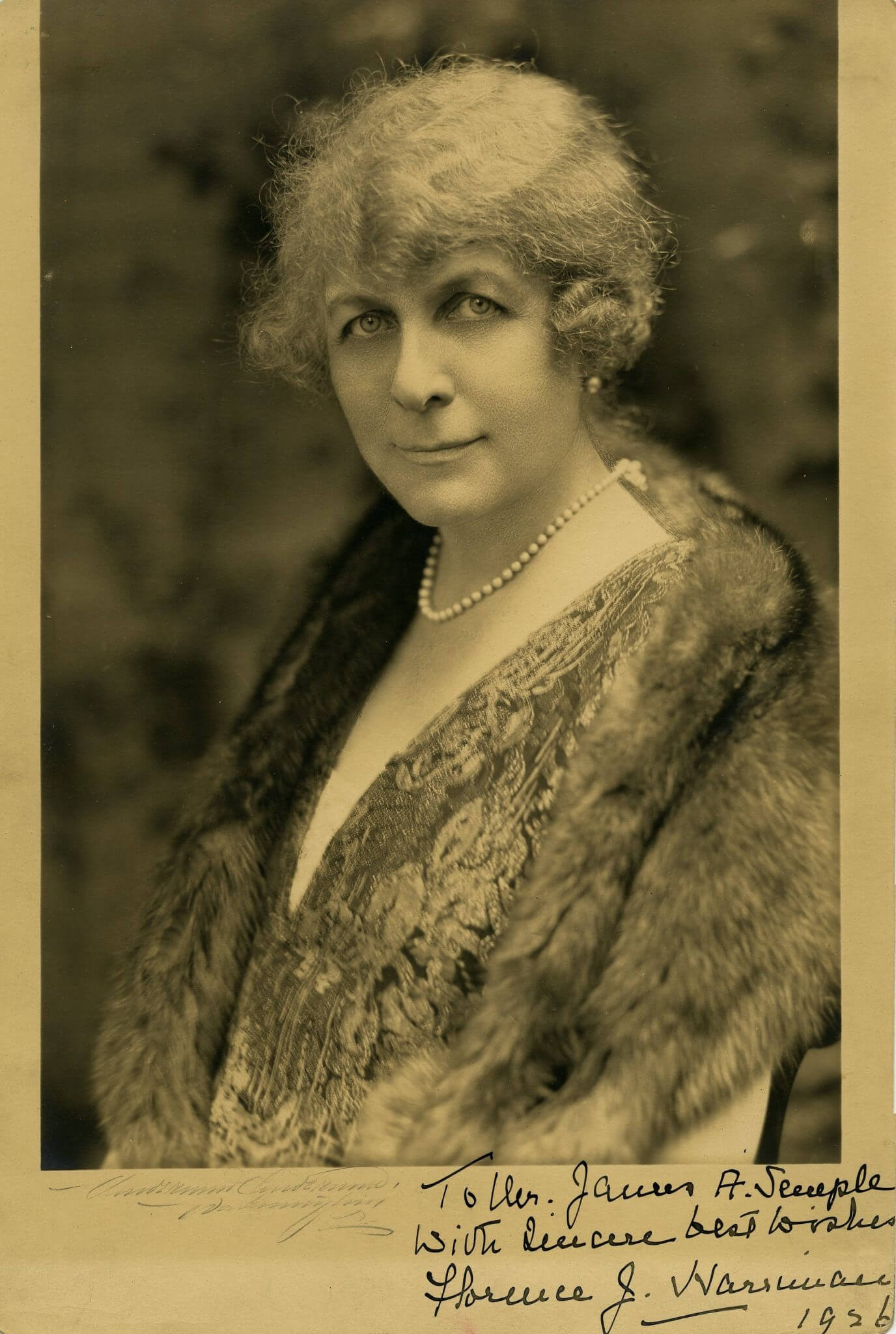 Florence Jaffray Harriman