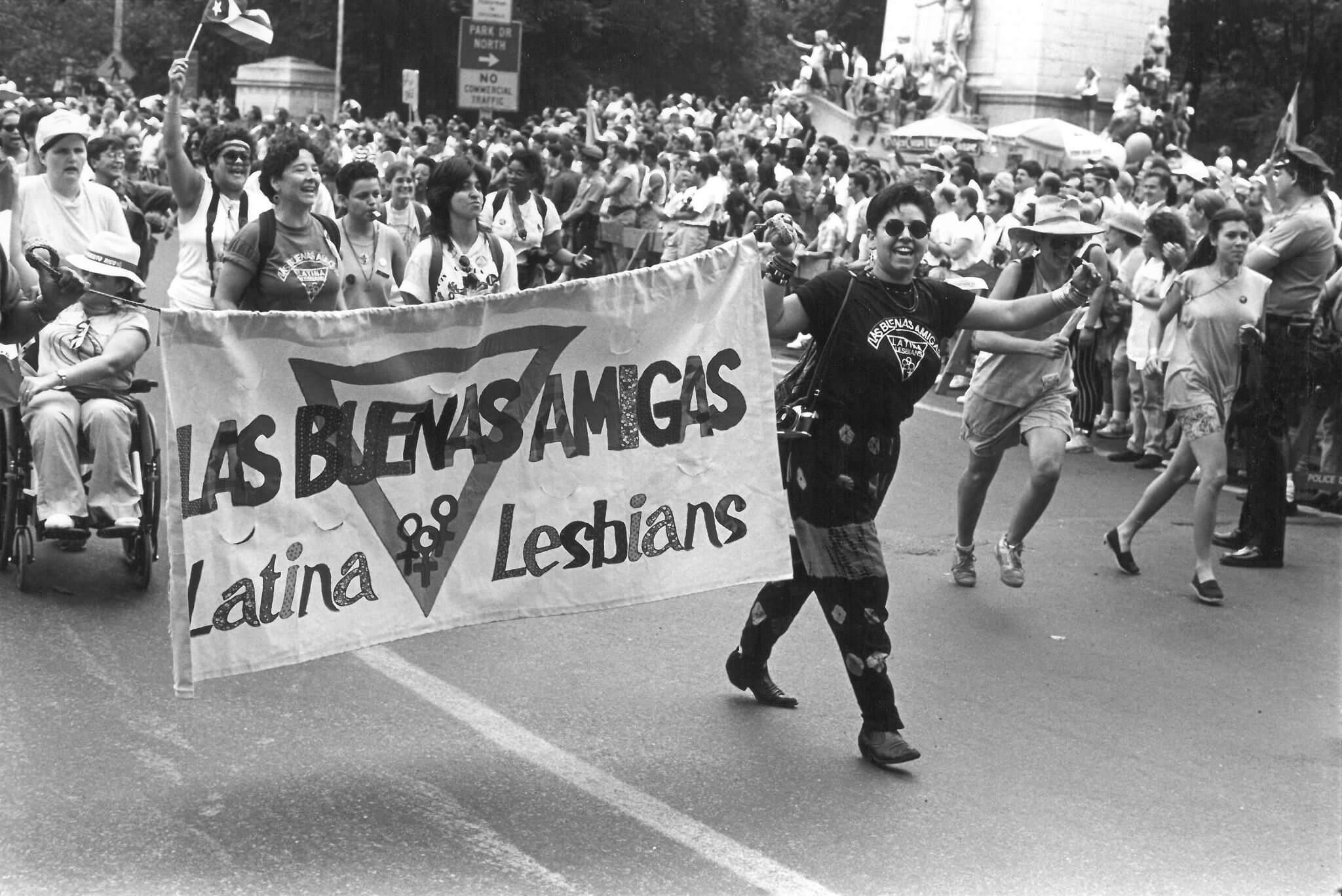 NYC Pride March, June 30, 1991