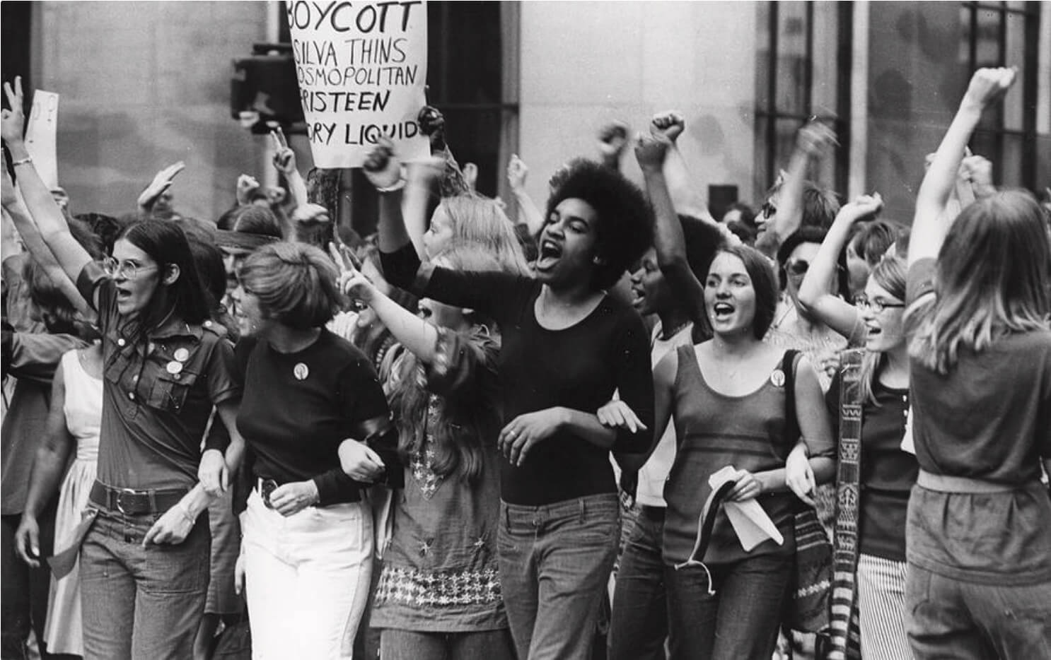'Strike for Equality' March, NYC, August 26, 1970