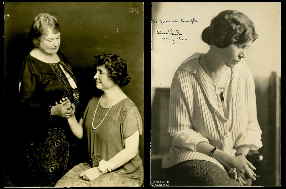 Helen Keller, Anne Sullivan and Paul Alice Stokes