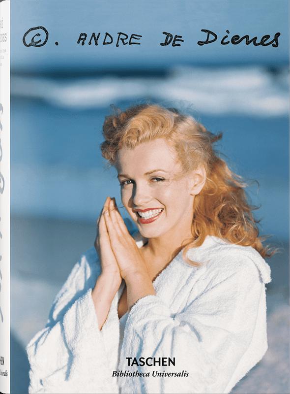 Marilyn Book - André de Dienes